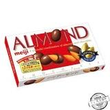 Meiji明治杏仁巧克力豆